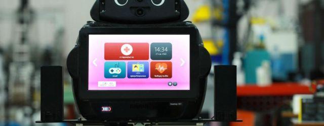Sistemy videonablyudeniya dlya spetstehniki RG ROBOTICS