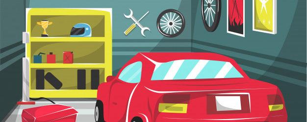 kakie detali dolzhny byt v garazhe avtomobilista